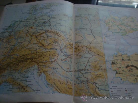 Libros de segunda mano: atlas general basico aguilar, 43ª ediciono 1975 - Foto 42 - 32741167