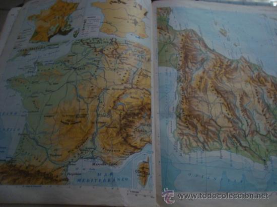 Libros de segunda mano: atlas general basico aguilar, 43ª ediciono 1975 - Foto 41 - 32741167
