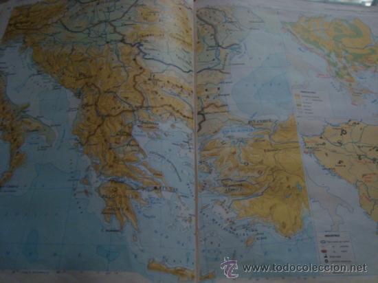 Libros de segunda mano: atlas general basico aguilar, 43ª ediciono 1975 - Foto 40 - 32741167