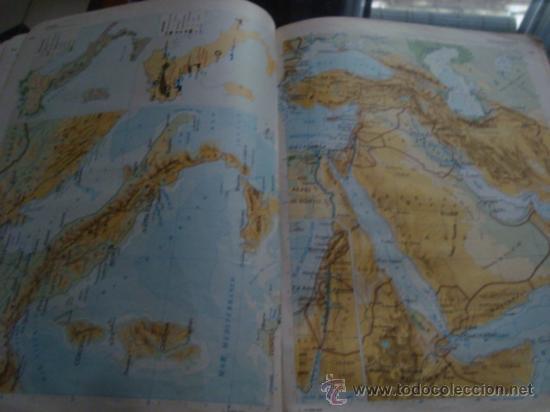 Libros de segunda mano: atlas general basico aguilar, 43ª ediciono 1975 - Foto 39 - 32741167