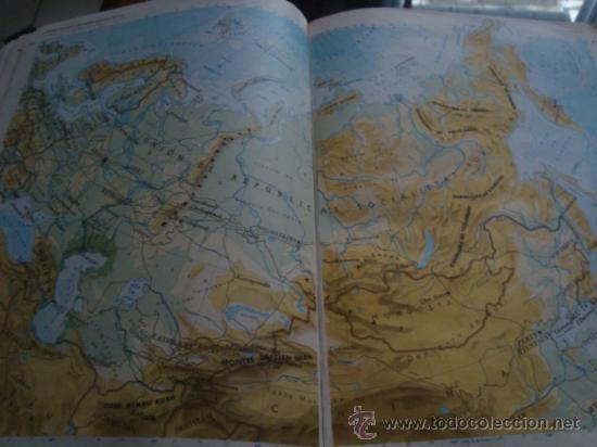 Libros de segunda mano: atlas general basico aguilar, 43ª ediciono 1975 - Foto 38 - 32741167
