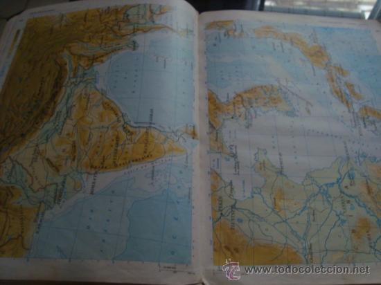 Libros de segunda mano: atlas general basico aguilar, 43ª ediciono 1975 - Foto 37 - 32741167