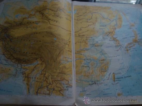 Libros de segunda mano: atlas general basico aguilar, 43ª ediciono 1975 - Foto 36 - 32741167