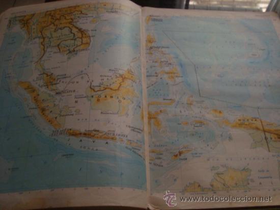 Libros de segunda mano: atlas general basico aguilar, 43ª ediciono 1975 - Foto 35 - 32741167