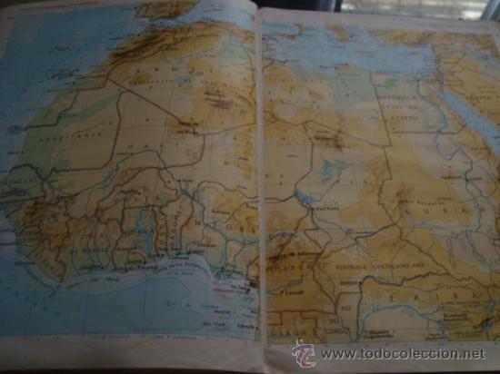 Libros de segunda mano: atlas general basico aguilar, 43ª ediciono 1975 - Foto 33 - 32741167