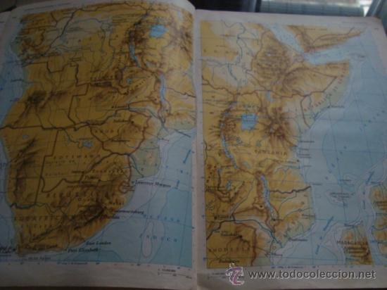 Libros de segunda mano: atlas general basico aguilar, 43ª ediciono 1975 - Foto 32 - 32741167