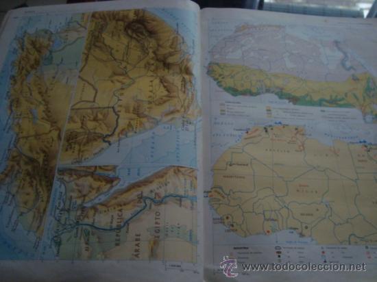 Libros de segunda mano: atlas general basico aguilar, 43ª ediciono 1975 - Foto 31 - 32741167
