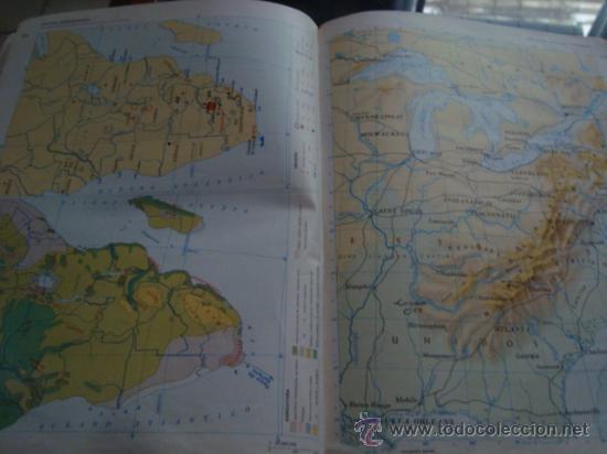 Libros de segunda mano: atlas general basico aguilar, 43ª ediciono 1975 - Foto 30 - 32741167