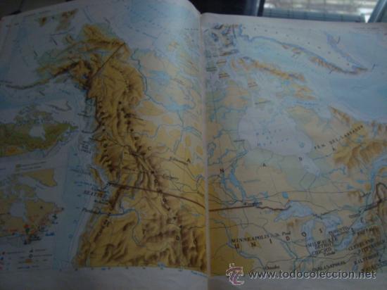 Libros de segunda mano: atlas general basico aguilar, 43ª ediciono 1975 - Foto 29 - 32741167