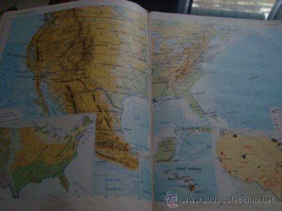 Libros de segunda mano: atlas general basico aguilar, 43ª ediciono 1975 - Foto 28 - 32741167