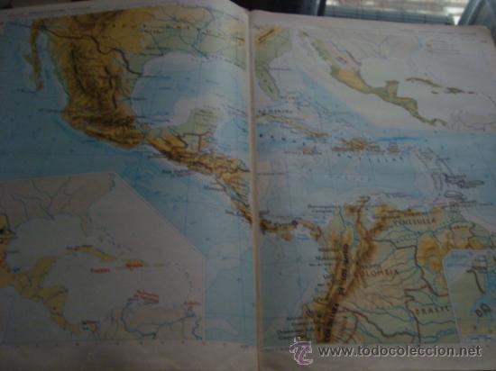 Libros de segunda mano: atlas general basico aguilar, 43ª ediciono 1975 - Foto 27 - 32741167