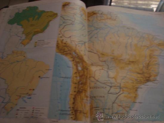 Libros de segunda mano: atlas general basico aguilar, 43ª ediciono 1975 - Foto 26 - 32741167