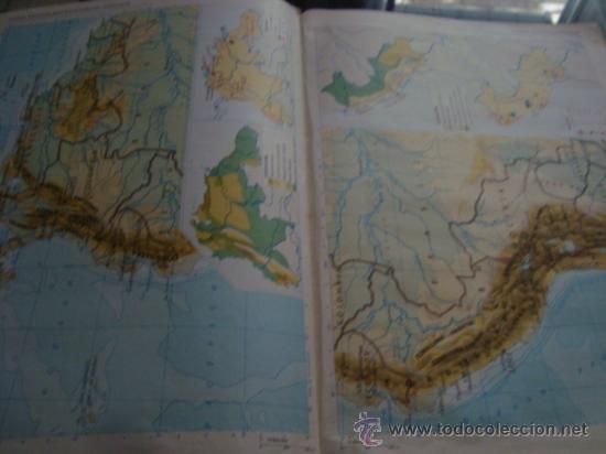 Libros de segunda mano: atlas general basico aguilar, 43ª ediciono 1975 - Foto 25 - 32741167