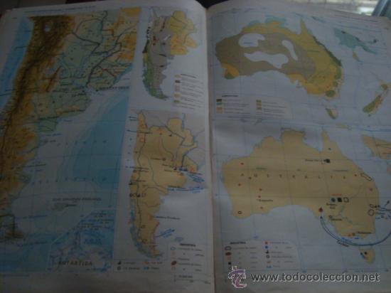 Libros de segunda mano: atlas general basico aguilar, 43ª ediciono 1975 - Foto 24 - 32741167