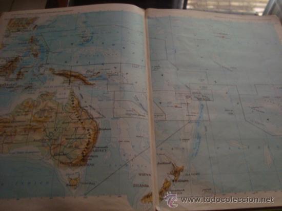 Libros de segunda mano: atlas general basico aguilar, 43ª ediciono 1975 - Foto 23 - 32741167