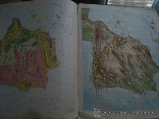 Libros de segunda mano: atlas general basico aguilar, 43ª ediciono 1975 - Foto 21 - 32741167
