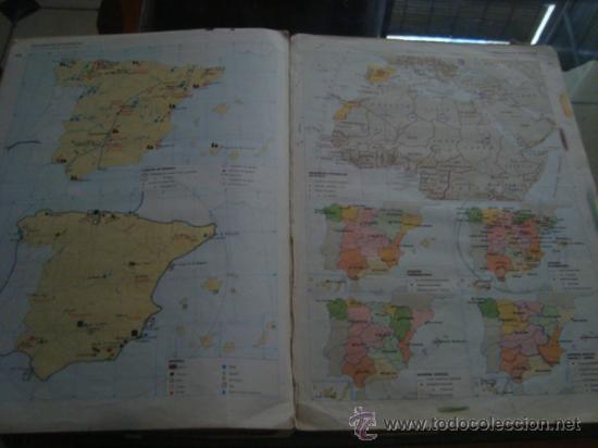 Libros de segunda mano: atlas general basico aguilar, 43ª ediciono 1975 - Foto 18 - 32741167