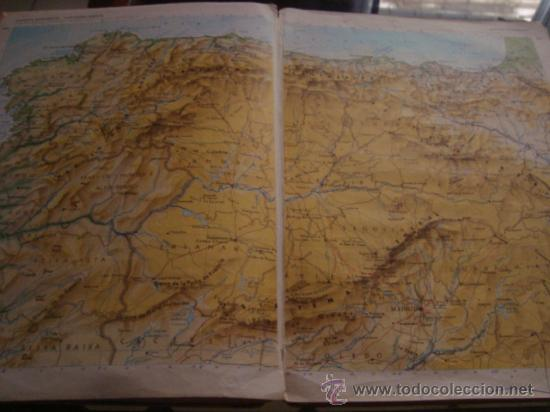 Libros de segunda mano: atlas general basico aguilar, 43ª ediciono 1975 - Foto 17 - 32741167