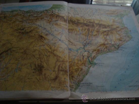 Libros de segunda mano: atlas general basico aguilar, 43ª ediciono 1975 - Foto 16 - 32741167