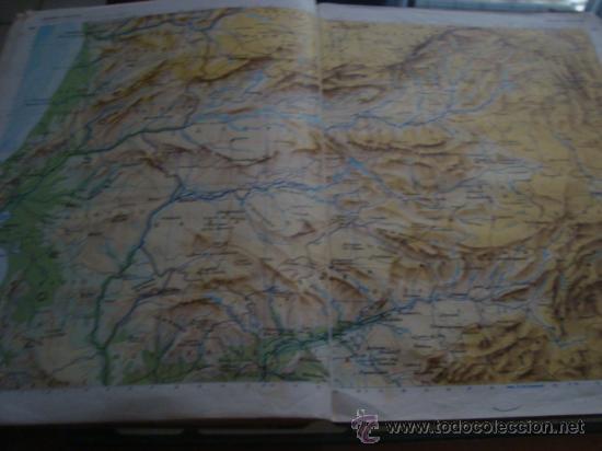 Libros de segunda mano: atlas general basico aguilar, 43ª ediciono 1975 - Foto 9 - 32741167