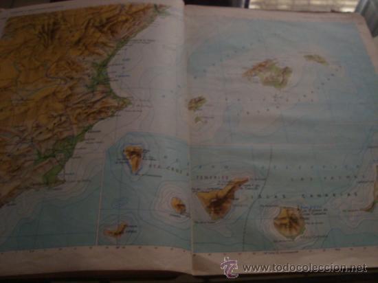 Libros de segunda mano: atlas general basico aguilar, 43ª ediciono 1975 - Foto 11 - 32741167