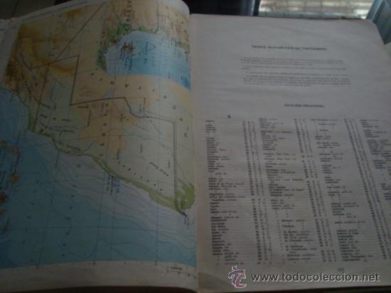 Libros de segunda mano: atlas general basico aguilar, 43ª ediciono 1975 - Foto 15 - 32741167