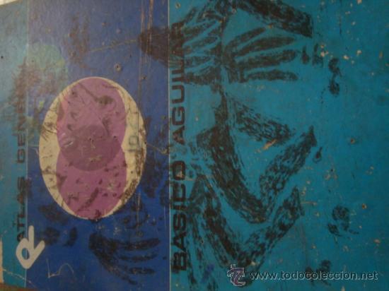 Libros de segunda mano: atlas general basico aguilar, 43ª ediciono 1975 - Foto 2 - 32741167