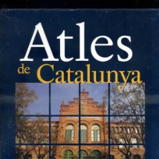 Libros de segunda mano: ATLES DE CATALUNYA : BARCELONÈS / VALLÈS OCCIDENTAL (2006) . Lote 33106972