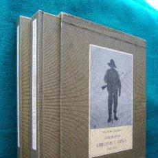 Libros de segunda mano: EXPEDICIONES AFRICANAS Y ARTICA-1925/1955-DUQUE DE ALGECIRAS-1991-1ª EDICION+VIDEO-OBRA RARISIMA.. Lote 33140021