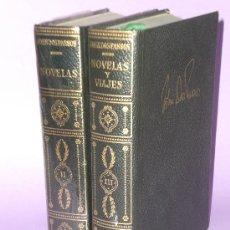 Libros de segunda mano: JOHN DOS PASSOS: NOVELAS / NOVELAS Y VIAJES. DOS TOMOS (TOMOS II Y III). Lote 33199154