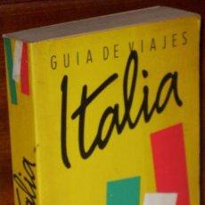 Libros de segunda mano: GUÍA DE VIAJES: ITALIA POR ED. PLAZA JANÉS EN BARCELONA 1989 SEGUNDA EDICIÓN. Lote 33674298