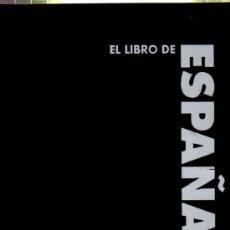 Libros de segunda mano: EL LIBRO DE ESPAÑA, PABELLÓN DE ESPAÑA, SEVILLA, EXPO 92, 385 PÁGS, 25X29CM, CONTIENE ESTUCHE. Lote 33814983
