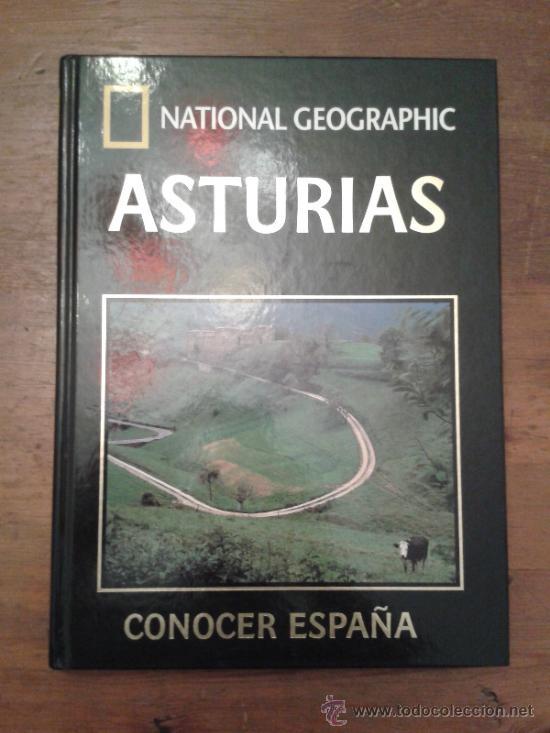 NATIONAL GEOGRAPHIC. Nº 3 : ASTURIAS. COLECCIÓN CONOCER ESPAÑA. . (Libros de Segunda Mano - Geografía y Viajes)