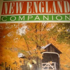 Libros de segunda mano: THE NEW ENGLAND COMPANION, NOAMI BLACK, MARY FORSELL, MILLARD PRESS 1991, 144PÁGS, 24X32CM. Lote 34092053