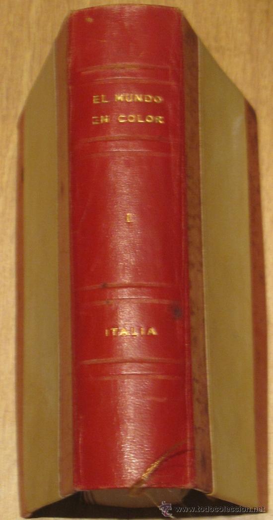 ITALIA DORÉ OGRIZEK EDICIONES CASTILLA AÑO 1958 (Libros de Segunda Mano - Geografía y Viajes)