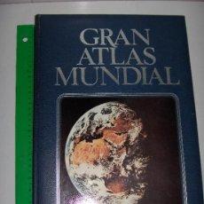 Libros de segunda mano: GRAN ATLAS MUNDIAL, SELECCIONES DEL READER^S DIGEST. Lote 34378954