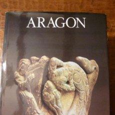 Libros de segunda mano: ARAGON . TIERRAS DE ESPAÑA. FUNDACION JUAN MARCH. NOGUER. Lote 35192819