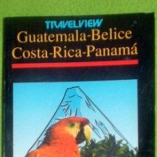 Libros de segunda mano: GUATEMALA-BELICE-COSTA RICA-PANAMÁ-TRAVELVIEW;1998;¡NUEVO!. Lote 35360953