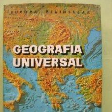 Libros de segunda mano: GEOGRAFÍA UNIVERSAL. PLANETA. TOMO I. Lote 35910525
