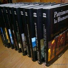 Libros de segunda mano: PATRIMONIO DE LA HUMANIDAD 11T POR UNESCO DE PLANETA Y ED. SAN MARCOS 1999. Lote 26967748