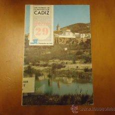 Libros de segunda mano: LOS PUEBLOS DE LA PROVINCIA DE CADIZ, PUERTO SERRANO N 29 DIPUTACION DE CADIZ, . Lote 36096204