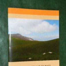 Libros de segunda mano: COMAFLORIU - CAMINADA POPULAR DE BAGA. Lote 57326816