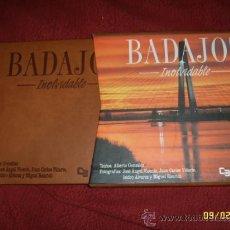 Libros de segunda mano: BADAJOZ .INOLVIDABLE.1995.EDITORIAL EVEREST.CON SU FUNDA ORIGINAL.MARAVILLOSO EJEMPLAR.. Lote 36686620