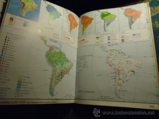 Libros de segunda mano: ATLAS EL PAIS AGUILAR1991PORTES 8€2,00 € - Foto 8 - 36667526