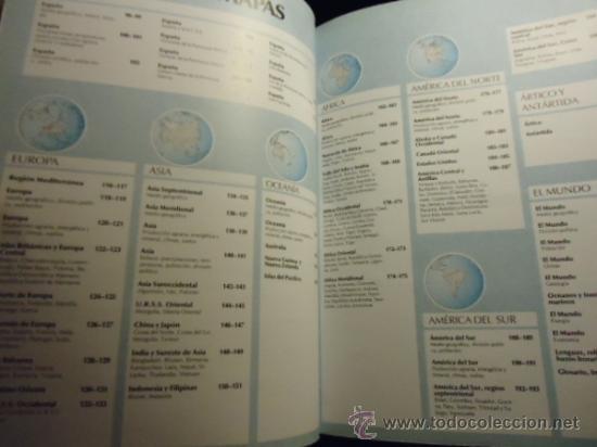 Libros de segunda mano: ATLAS EL PAIS AGUILAR1991PORTES 8€2,00 € - Foto 2 - 36667526