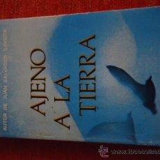 Libros de segunda mano: AJENO A LA TIERRA - RICHARD BACHA - POMAIRE. Lote 37143093