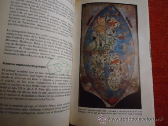 Libros de segunda mano: EL MAR ESE MUNDO FABULOSO , ANTONIO RIBERA , CIRCULO DE LECTORES , 1968 - Foto 5 - 37145060