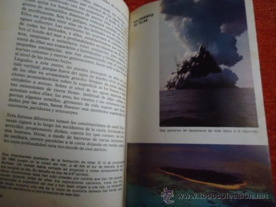 Libros de segunda mano: EL MAR ESE MUNDO FABULOSO , ANTONIO RIBERA , CIRCULO DE LECTORES , 1968 - Foto 3 - 37145060