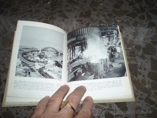 Libros de segunda mano: PANORAMA DE LA GEOGRAFIA UNIVERSAL. AUSTRALIA Y NUEVA ZELANDA. 27.EDICIONES MORETON SA., AÑOS 60 - Foto 4 - 37225887