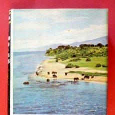 Libros de segunda mano: EL ÚLTIMO PARAÍSO DE LOS ANIMALES SALVAJES. BERNHARD GRZIMEK. Lote 37616334